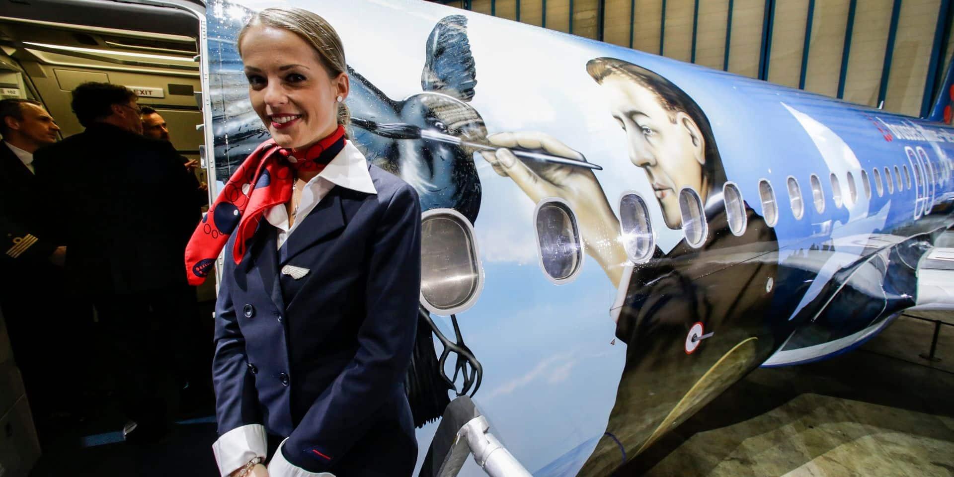 Brussels Airlines veut davantage de femmes parmi ses cadres