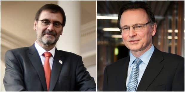Election rectorale à l'ULg : Aucun des deux candidats n'obtient la majorité absolue - La Libre