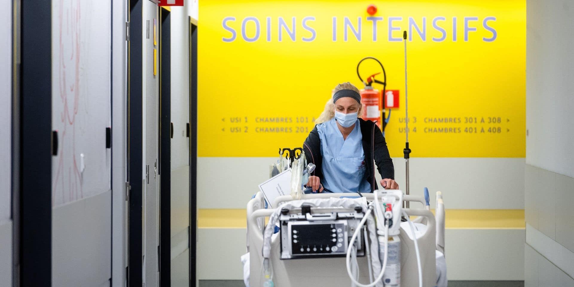"""Coronavirus en Belgique: """"Si nous avons réussi la première fois, nous ferons encore mieux la seconde"""""""