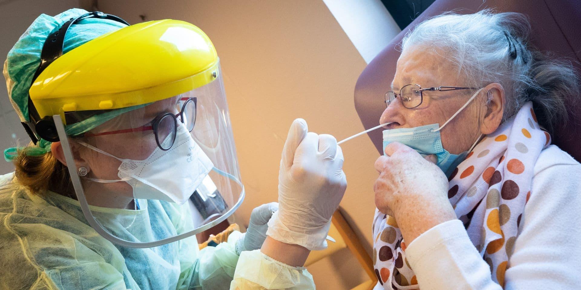 Les tests enfin ouverts à la population présentant des symptômes grippaux