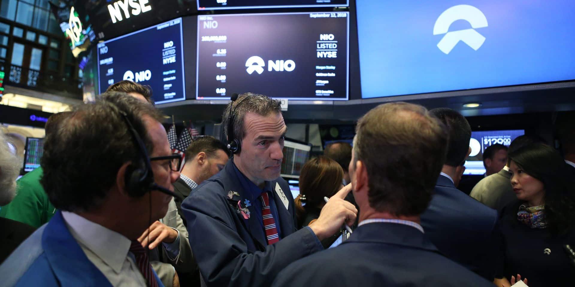 """L'œil du marché : """"Ce serait très surprenant que la Fed fasse autre chose que ce que le marché attend majoritairement"""""""
