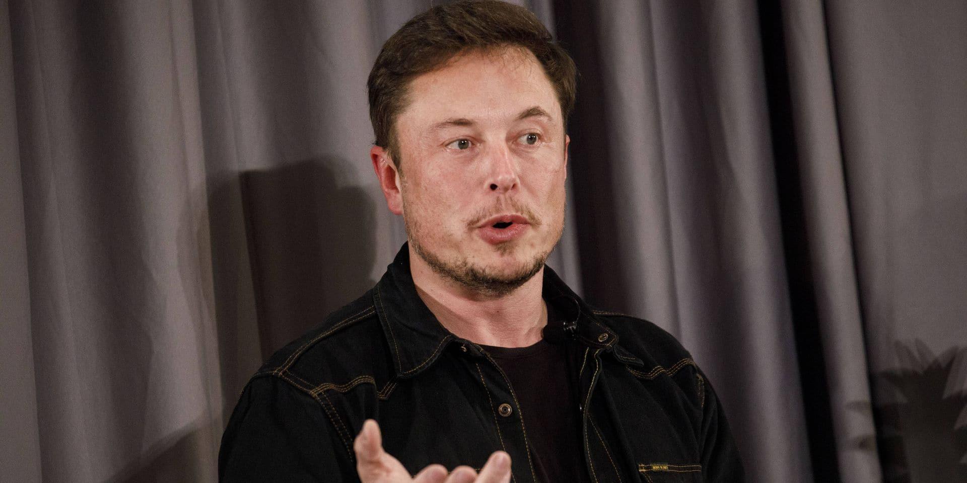 Tesla s'effrondre de plus de 11% à Wall Street après les poursuites contre son patron