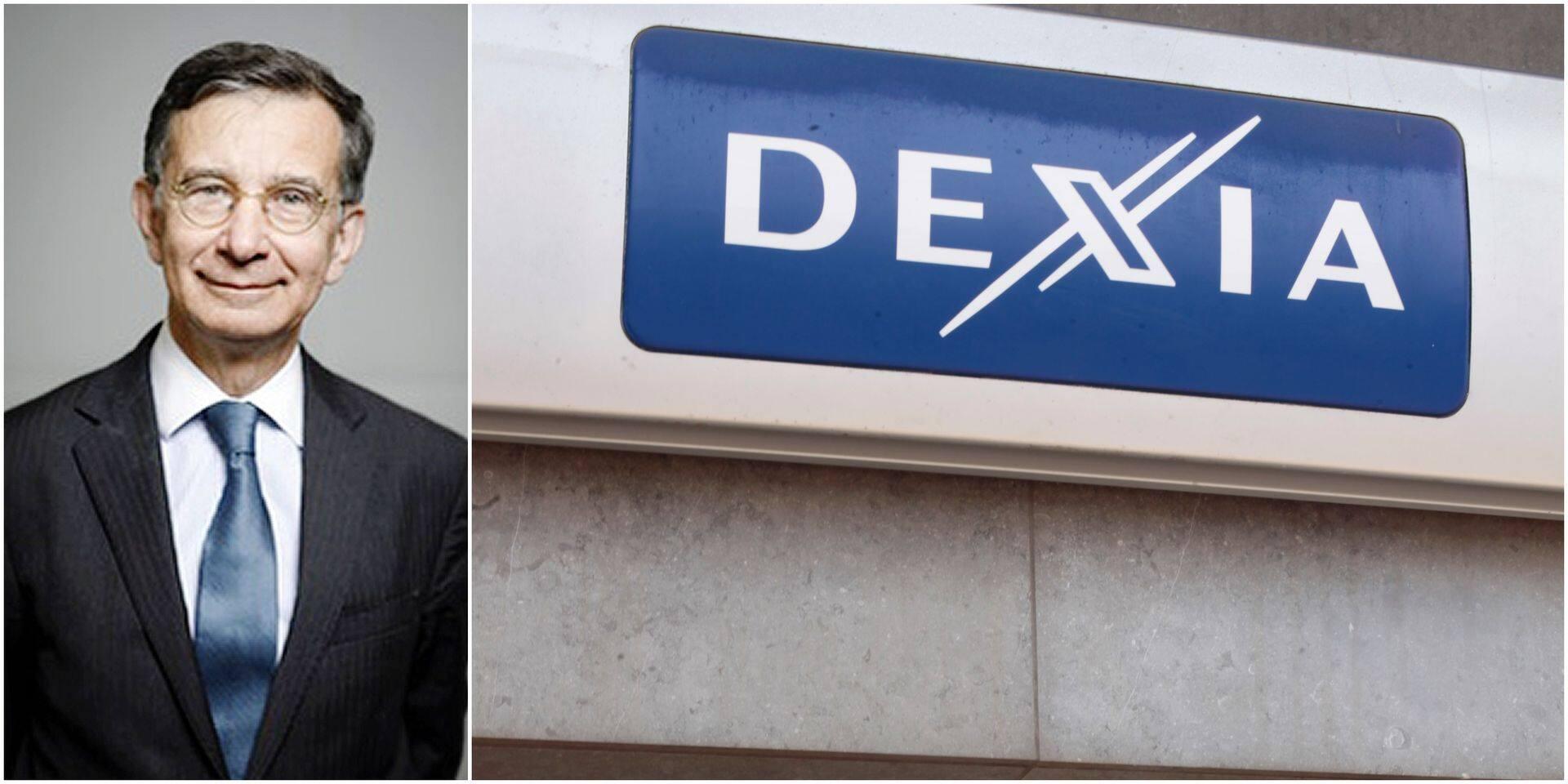 Dexia déboursera 250 000 euros pour son président