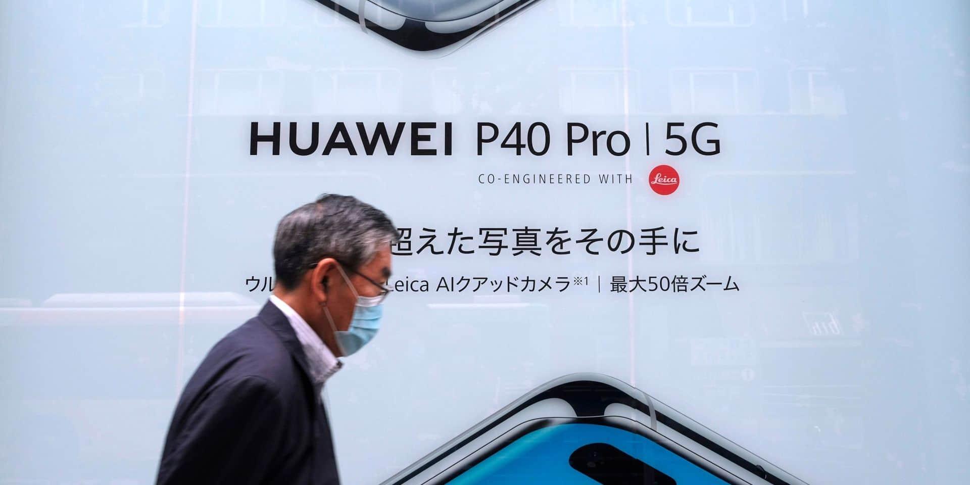 Exclure Huawei pour la 5G coûtera-t-il vraiment des millions d'euros à la Belgique ?