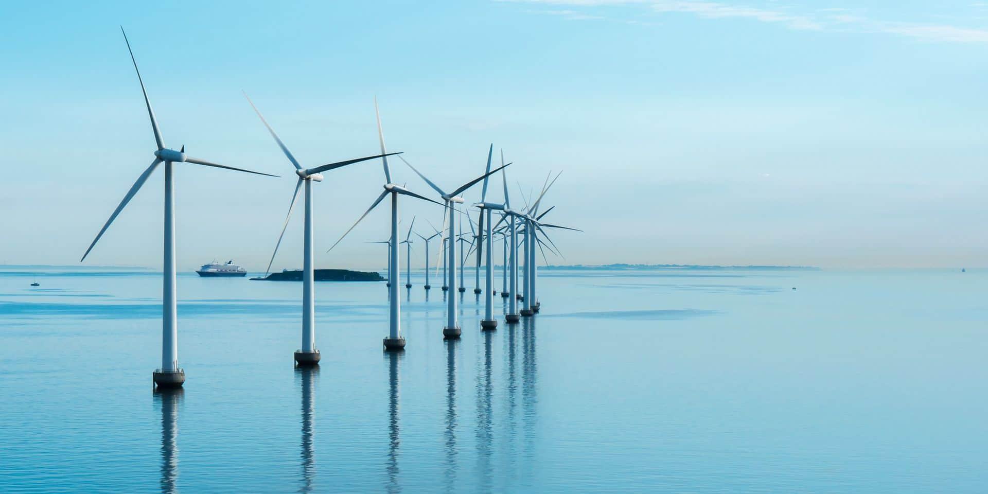 """Cette année, le """"Open Innovation Challenge"""" d'Elia ciblera l'éolien offshore."""