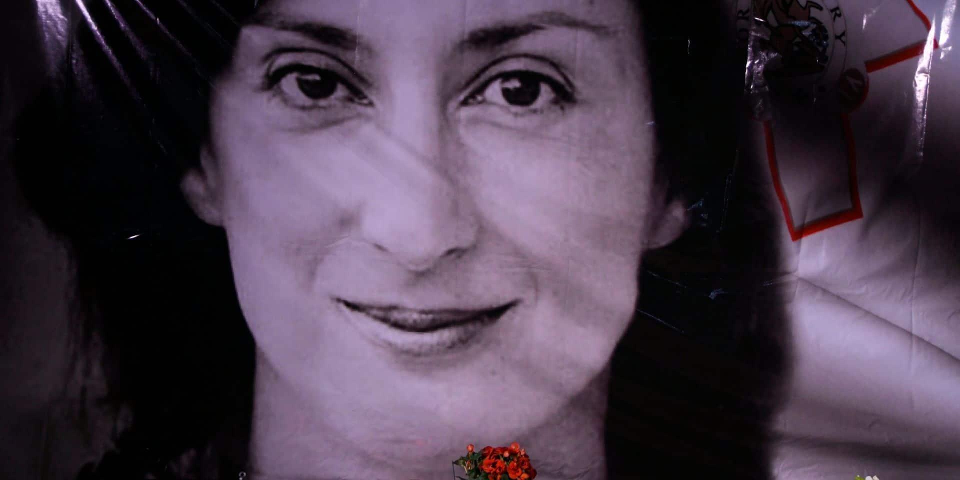 Meutre de la journaliste maltaise Daphne Caruana : un des accusés condamné à 15 ans de prison