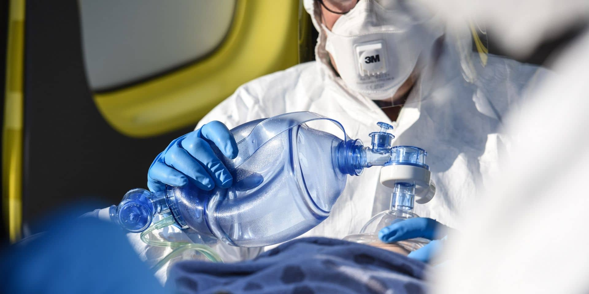 """Coronavirus: """"Les appareils de support en oxygène circulent en flux tendu, cela pose problème"""""""