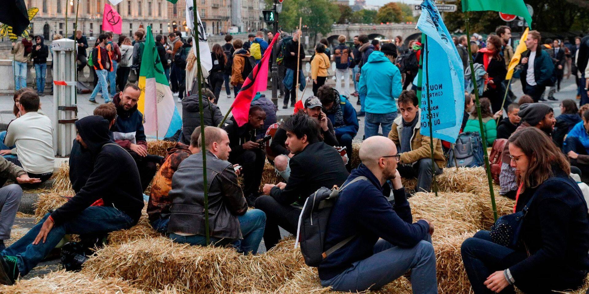 Un mouvement de désobéissance civile ce samedi à Bruxelles, le Roi interpellé