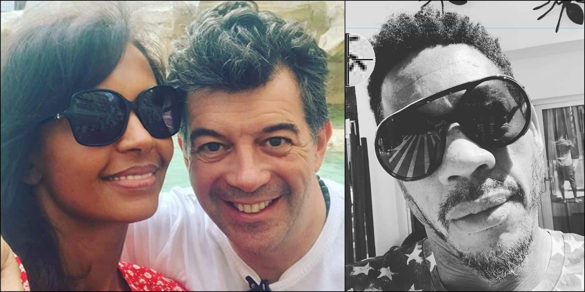 Le buzz du week-end : Karine Lemarchand largue Joey Starr et part se consoler à Rome avec Stéphane Plaza