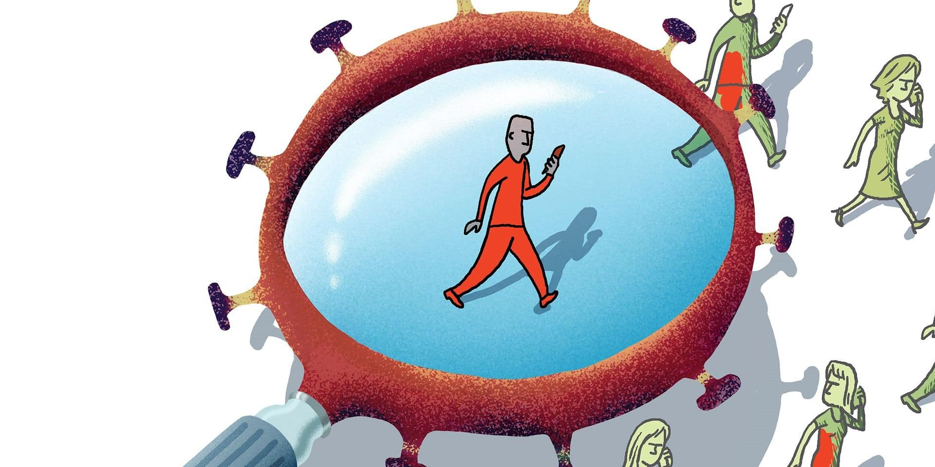 Comment contrôler une épidémie, tout en protégeant notre liberté ?