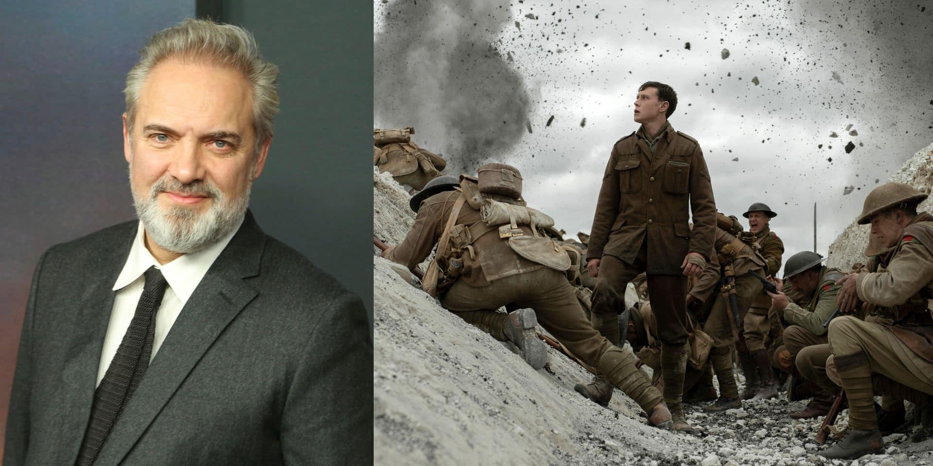 """Les critiques belges élisent """"1917"""" meilleur film de l'année"""