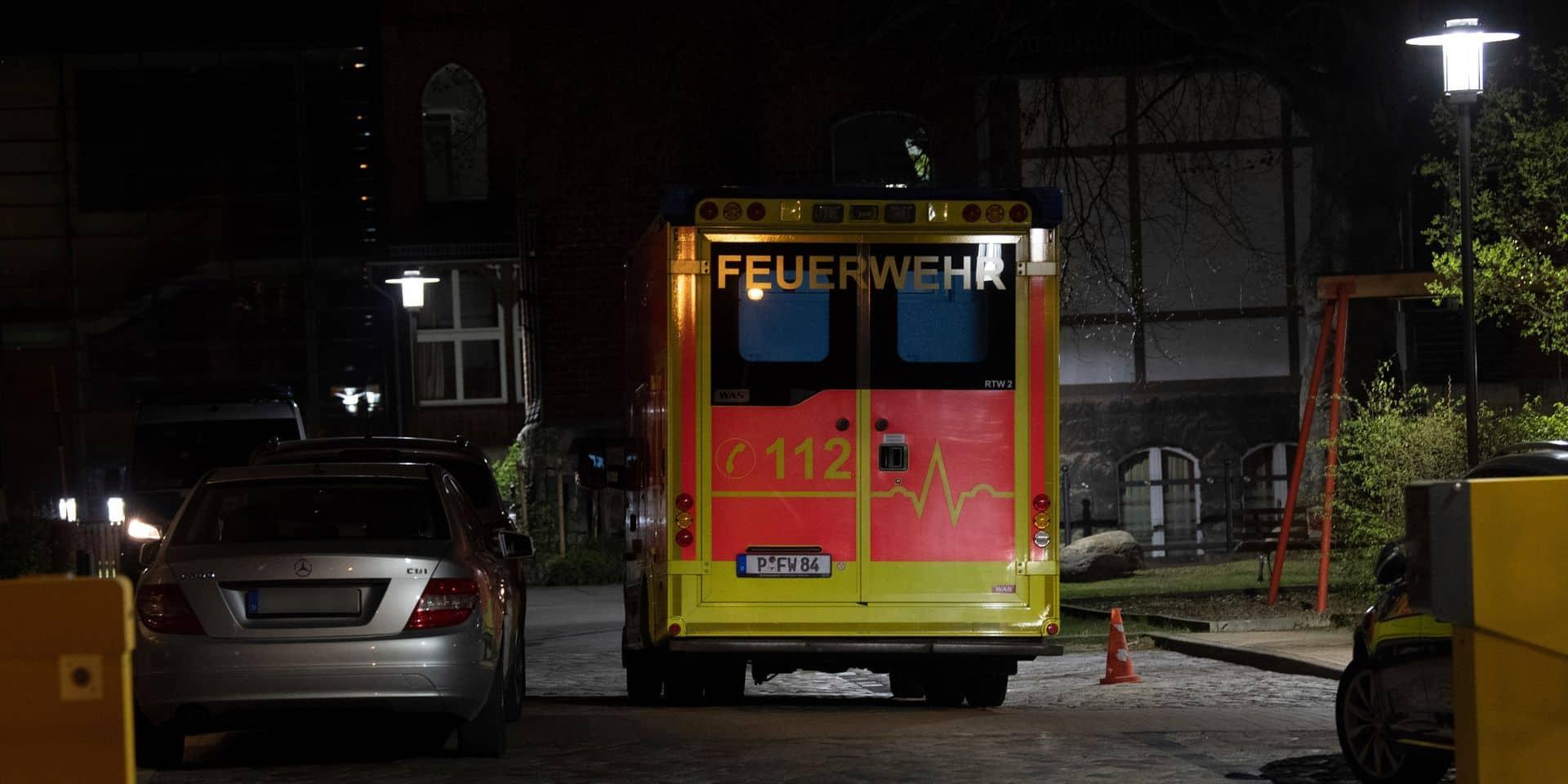 Tuerie dans une clinique allemande: 4 morts, 1 blessé grave