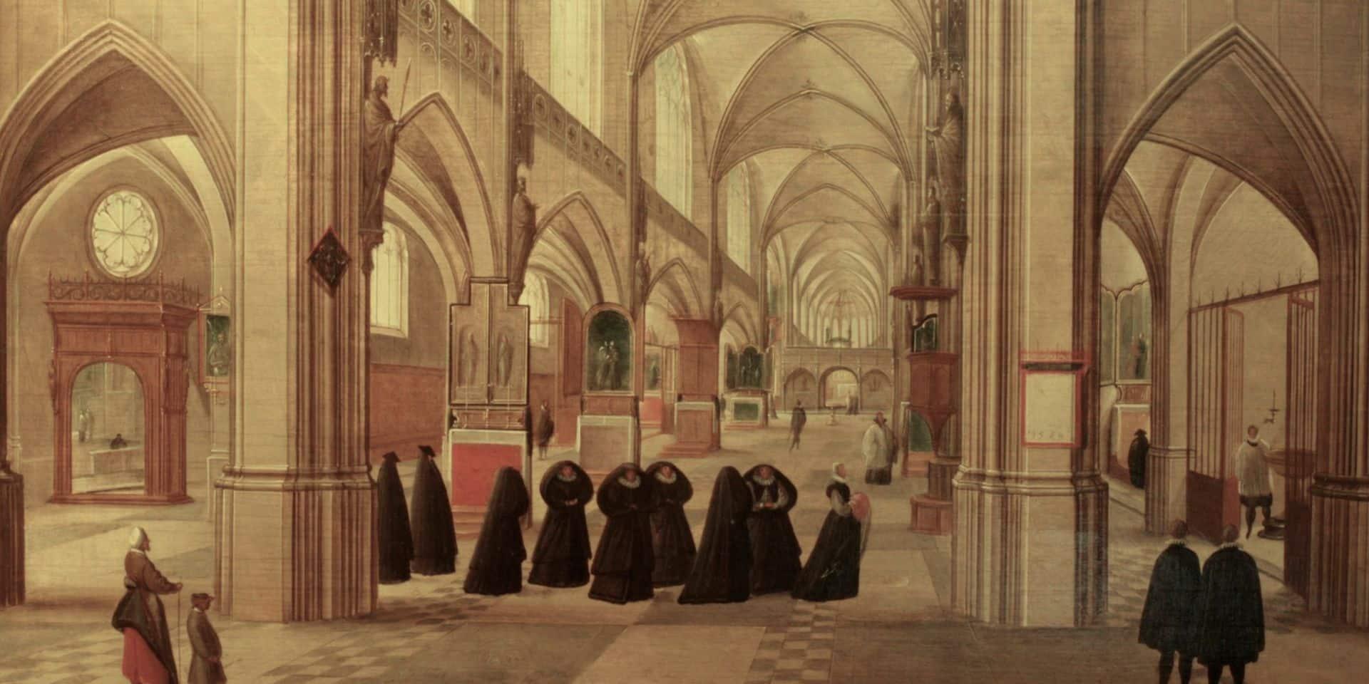 """La beauté """"divine"""" des églises anciennes"""