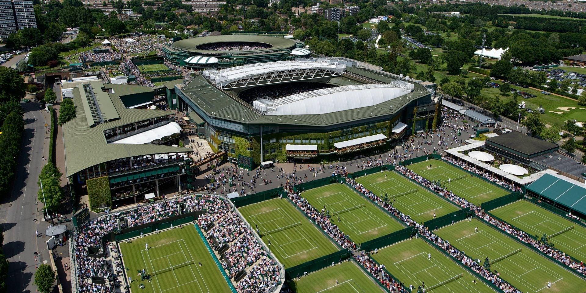 Le tournoi de Wimbledon 2020 est annulé, tout le tennis à l'arrêt jusqu'au 13 juillet