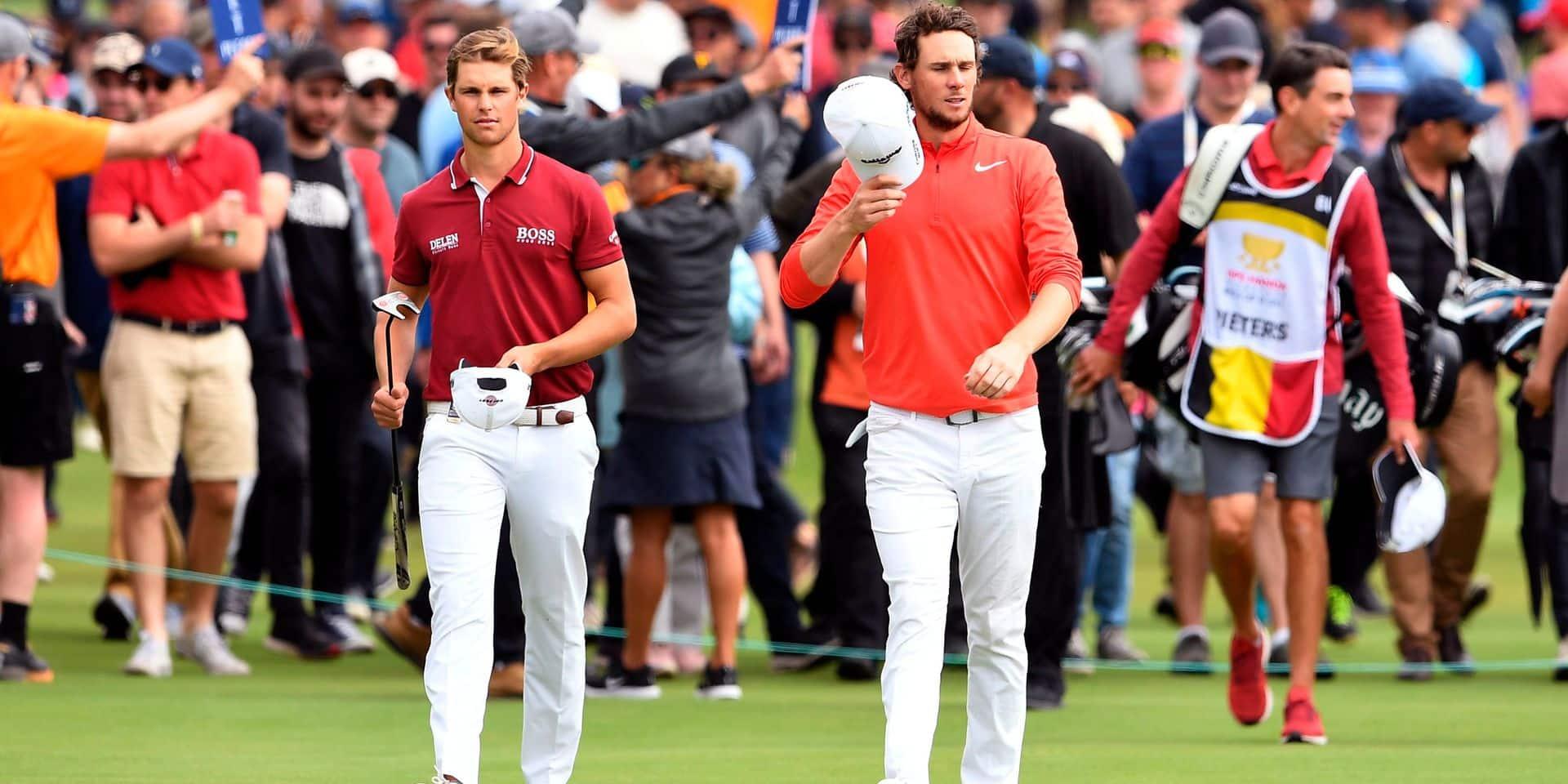 Le golf, un sport qui bouge