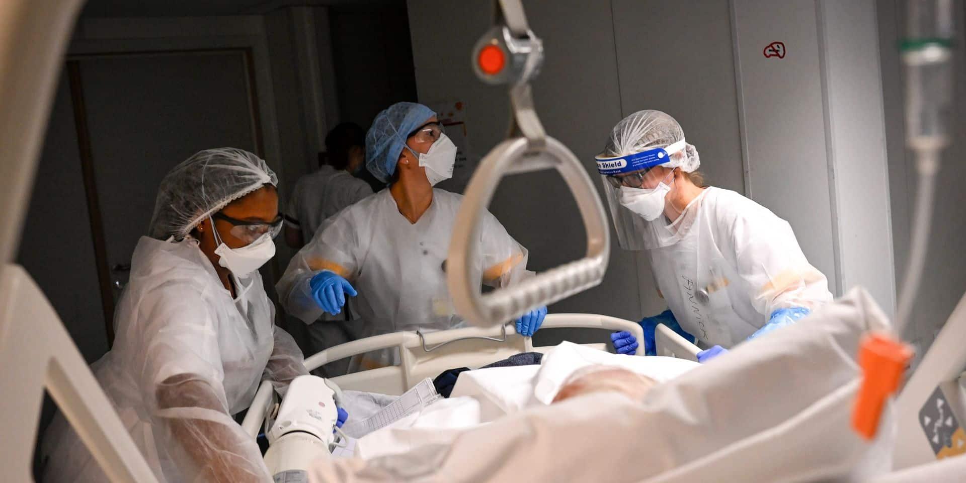 Coronavirus en Belgique : les hospitalisations poursuivent leur baisse avec moins de 2000 patients