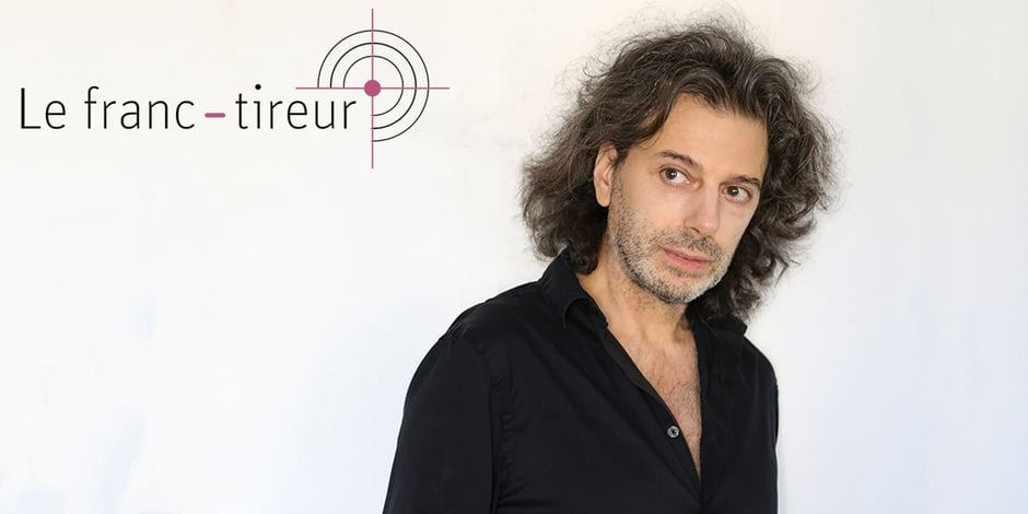 """Éric Sadin: """"Nous entrons dans une ère d'ingouvernabilité permanente"""""""