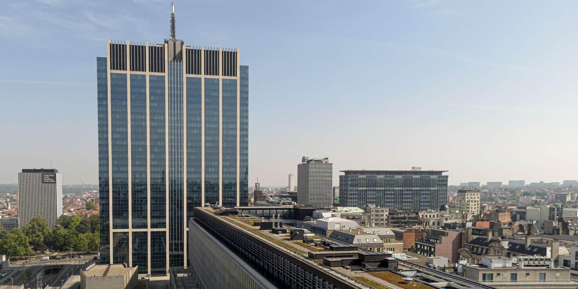 Prix et acheteurs... voici les tours bruxelloises rachetées par des investisseurs étrangers (MULTIMEDIA)