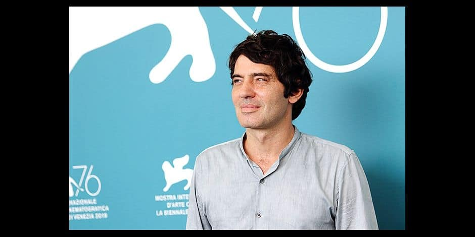 Pietro Marcello at 76th Venice Film Festival