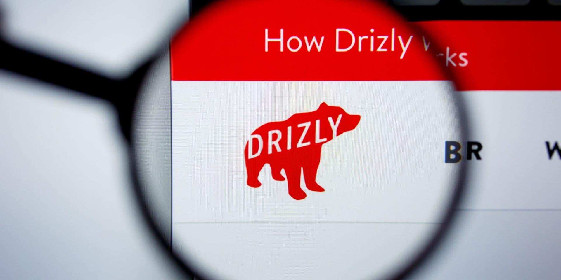 Les commandes auprès de Drizly, société créée il y a huit ans, ont explosé de 300 % en 2020.