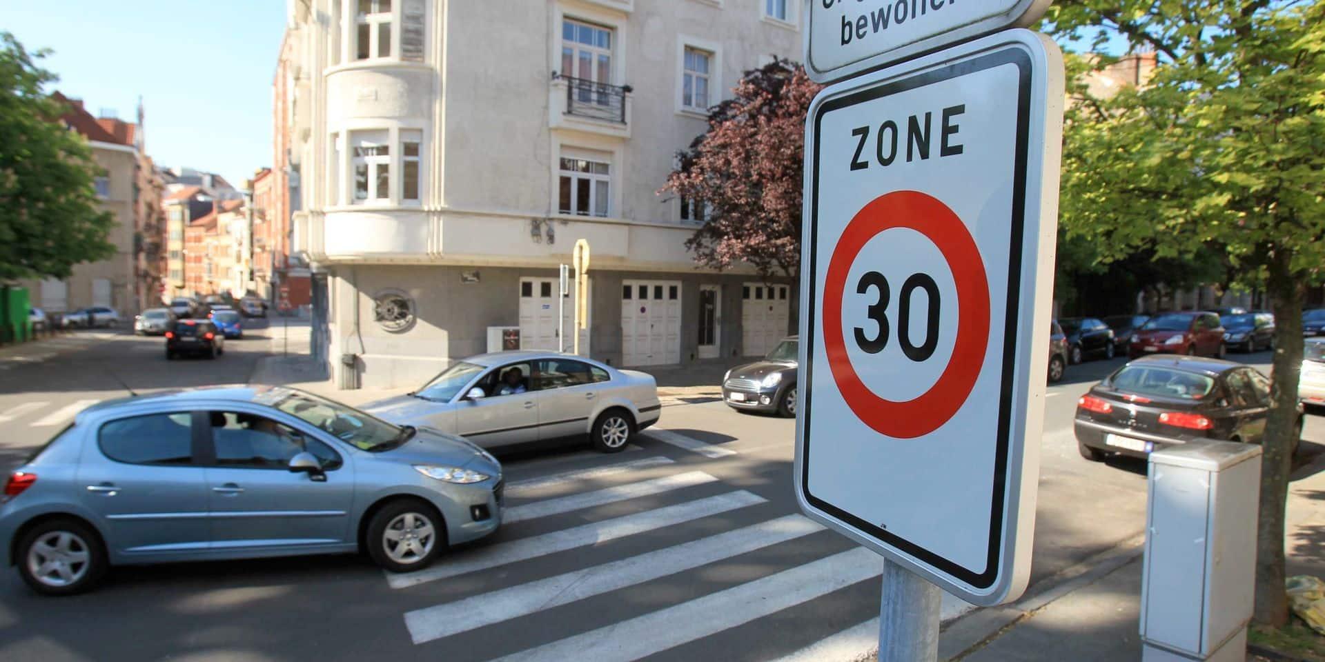 Bruxelles zone 30 en 2021, une mesure inspirée par Helsinki