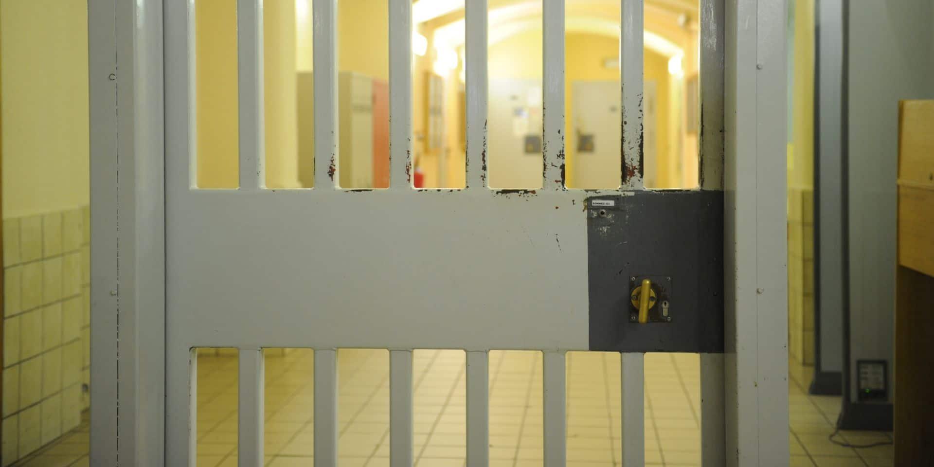 La gale s'introduit à la prison d'Arlon !