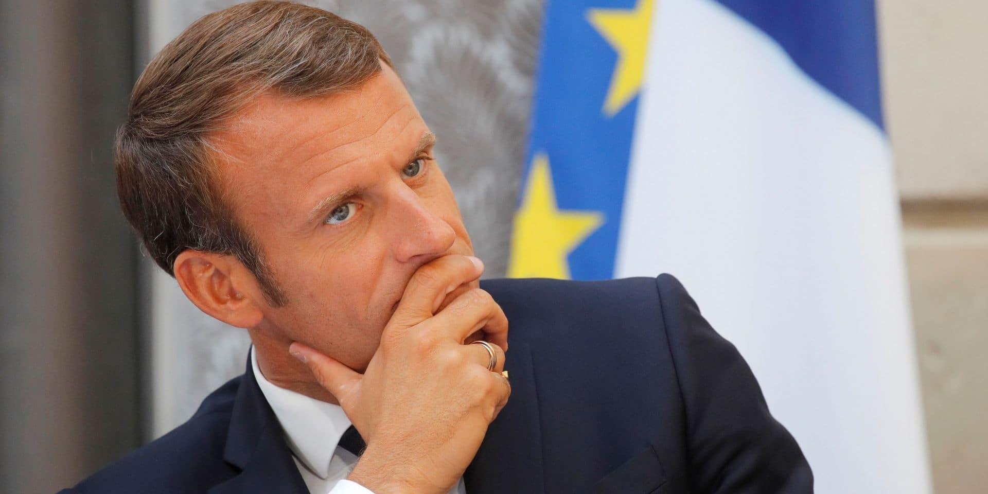 Emmanuel Macron sait déjà ce qu'il fera quand il ne sera plus président