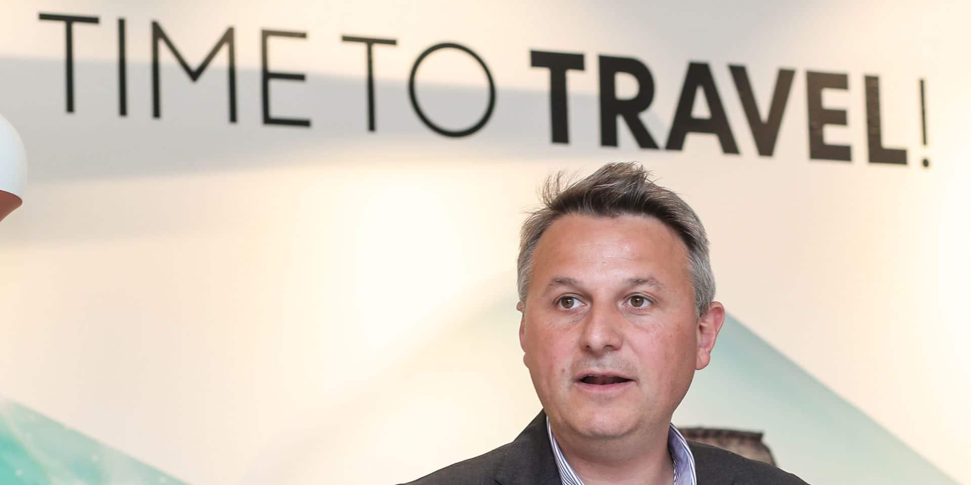 """Laurent Allardin, patron de Neckermann: """"Le gouvernement belge ne fait rien pour soutenir le secteur du tourisme"""""""