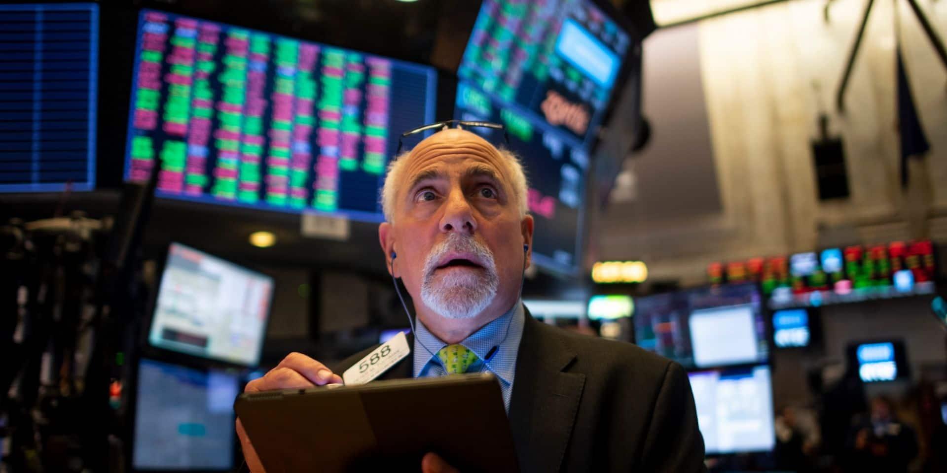 Wall Street proche de l'équilibre après avoir franchi des records