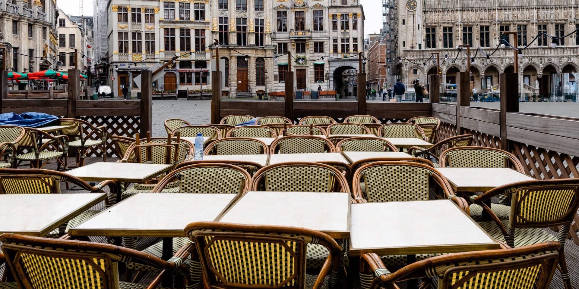 Bart De Wever et Jan Jambon mettent la pression sur le gouvernement pour une réouverture des terrasses pour début avril