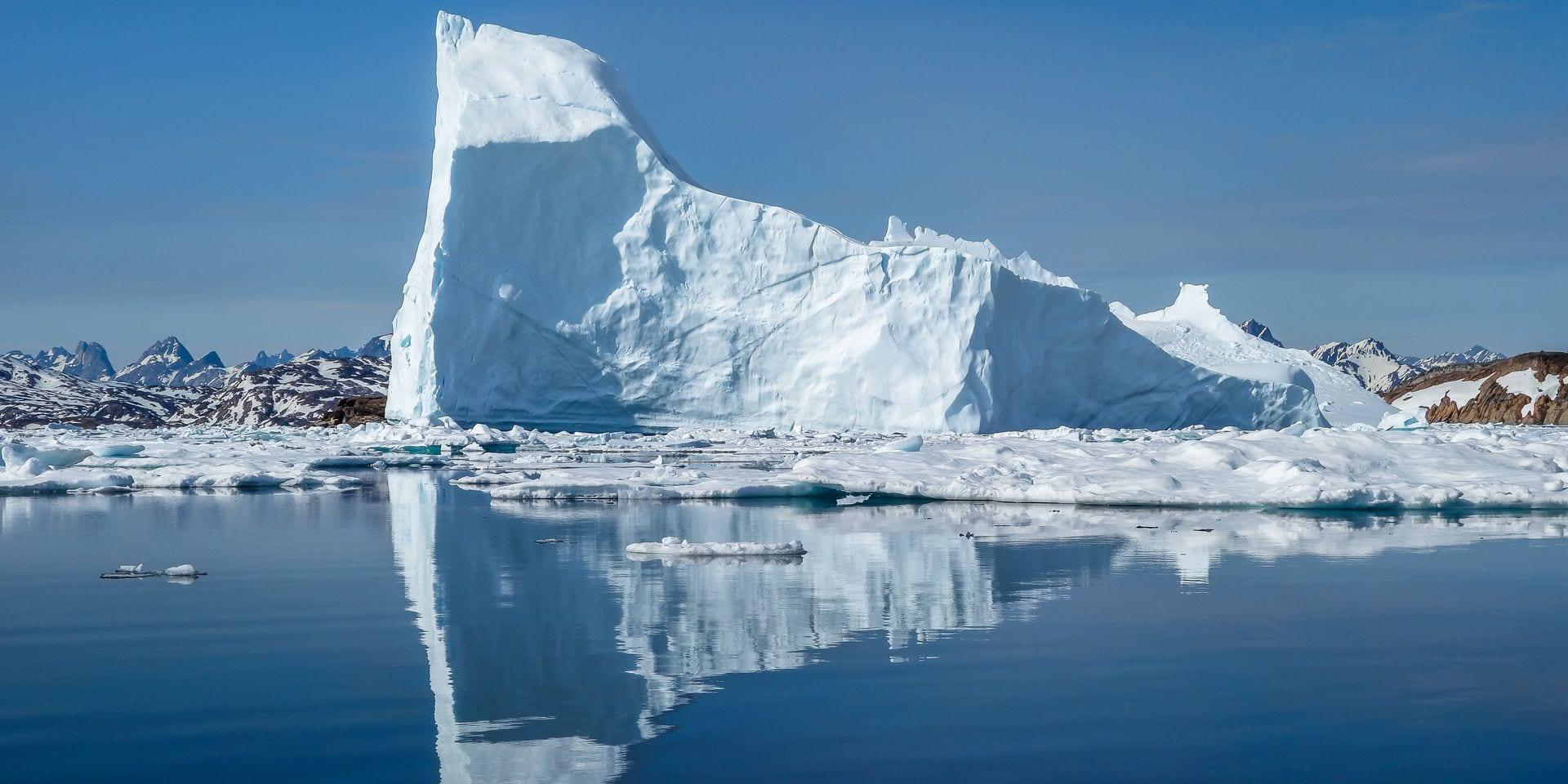 La banquise arctique, bouclier climatique, inquiète: des chercheurs belges lancent un avertissement