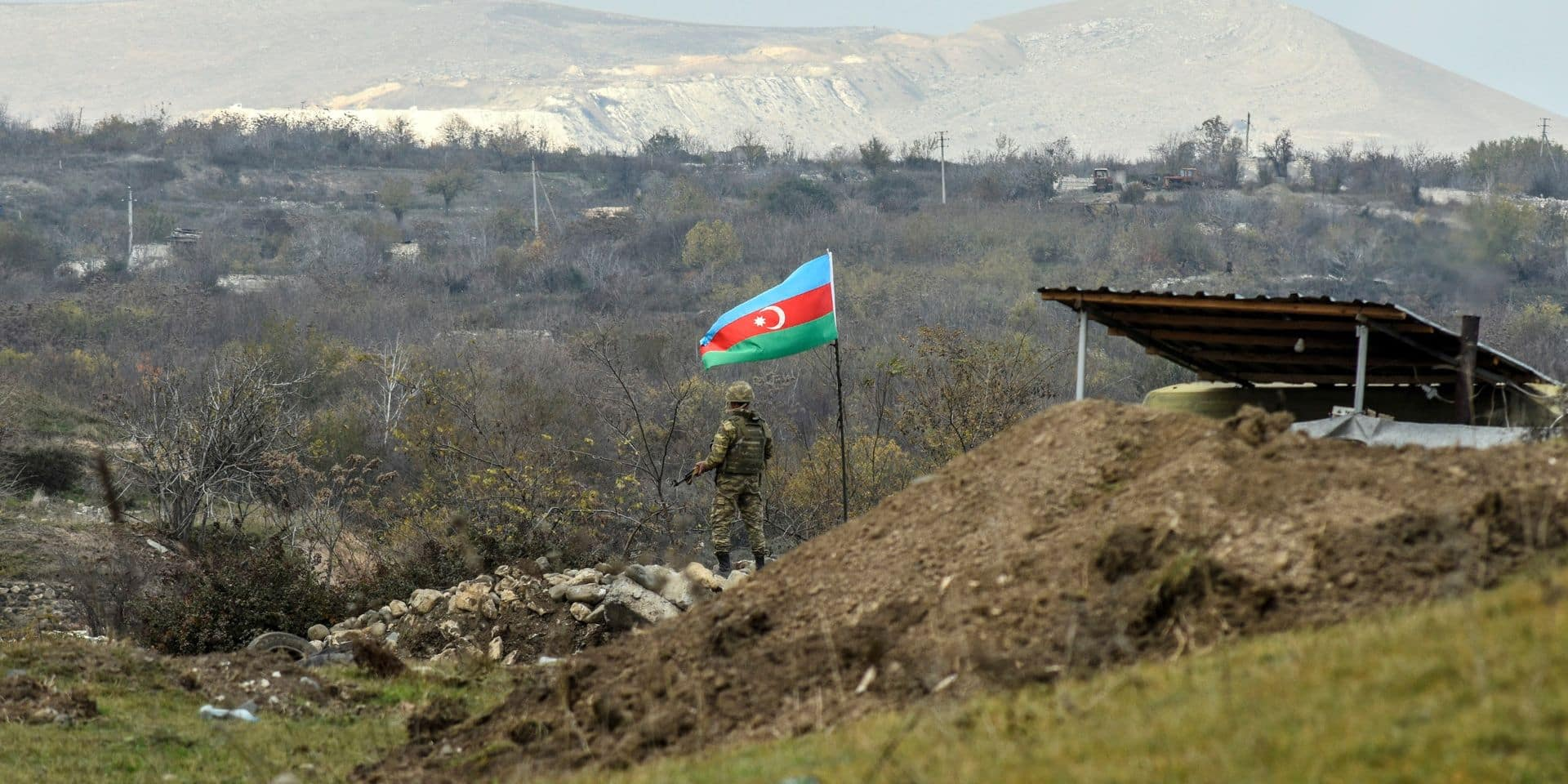 Les députés belges demandent à Ankara de rapatrier les quelque 2.500 djihadistes du Karabakh