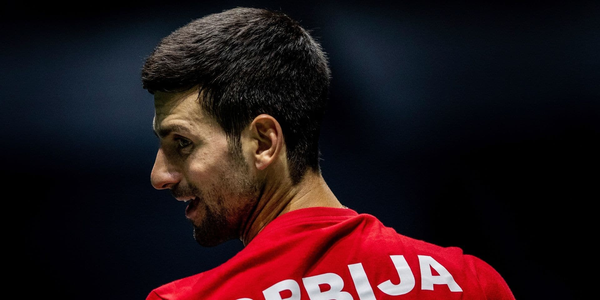 """Djokovic est bien là et son coude est """"ok"""""""