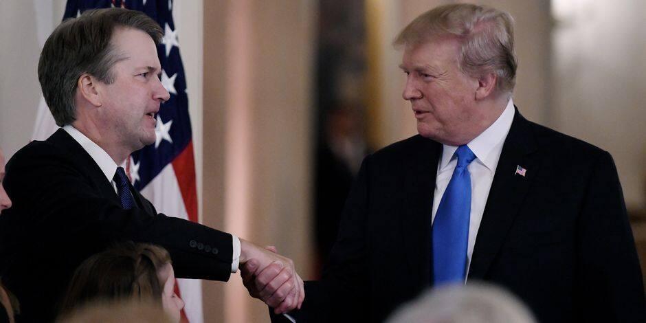 États-Unis. Trump nomme le conservateur Brett Kavanaugh à la Cour suprême