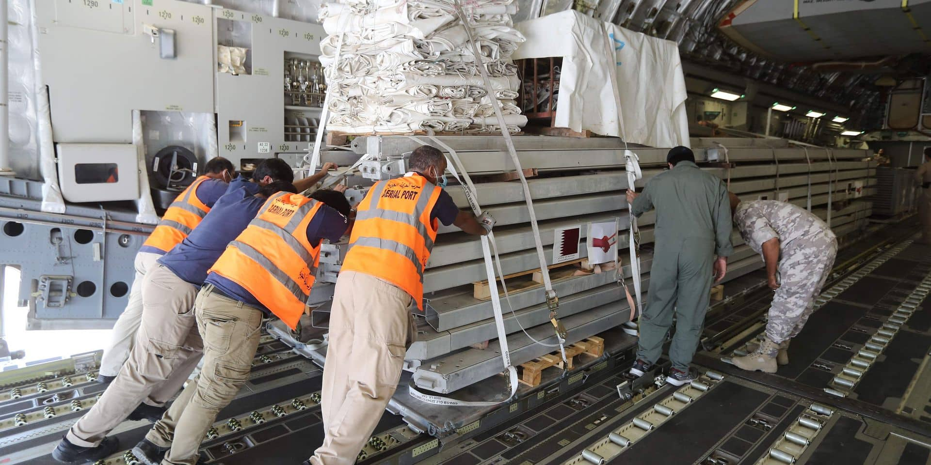 Catastrophe à Beyrouth: les pays des quatre coins du monde passent aux actes pour soutenir le peuple libanais