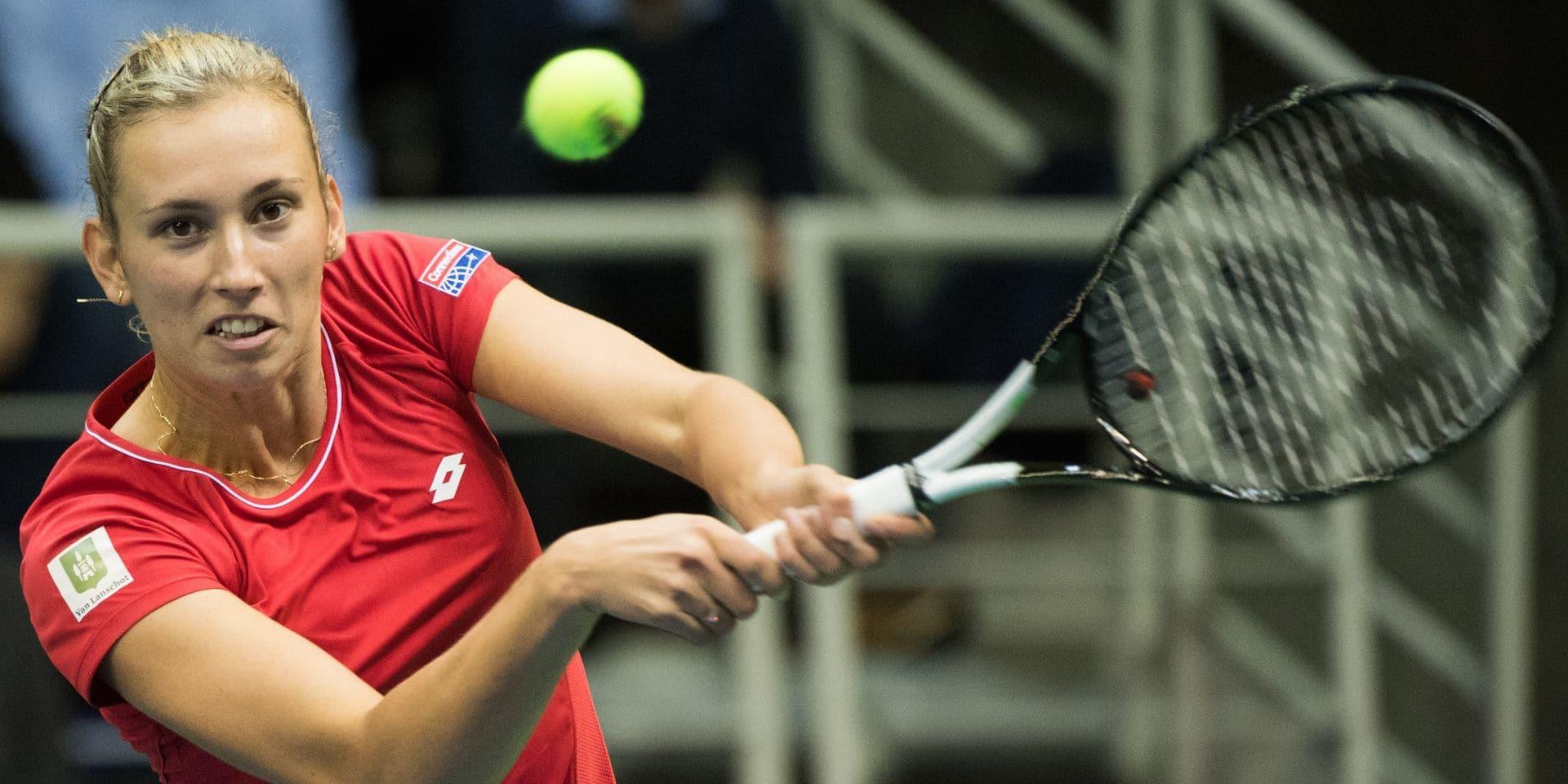 Mertens s'impose face à Kudermetova et se hisse en finale à Istanbul