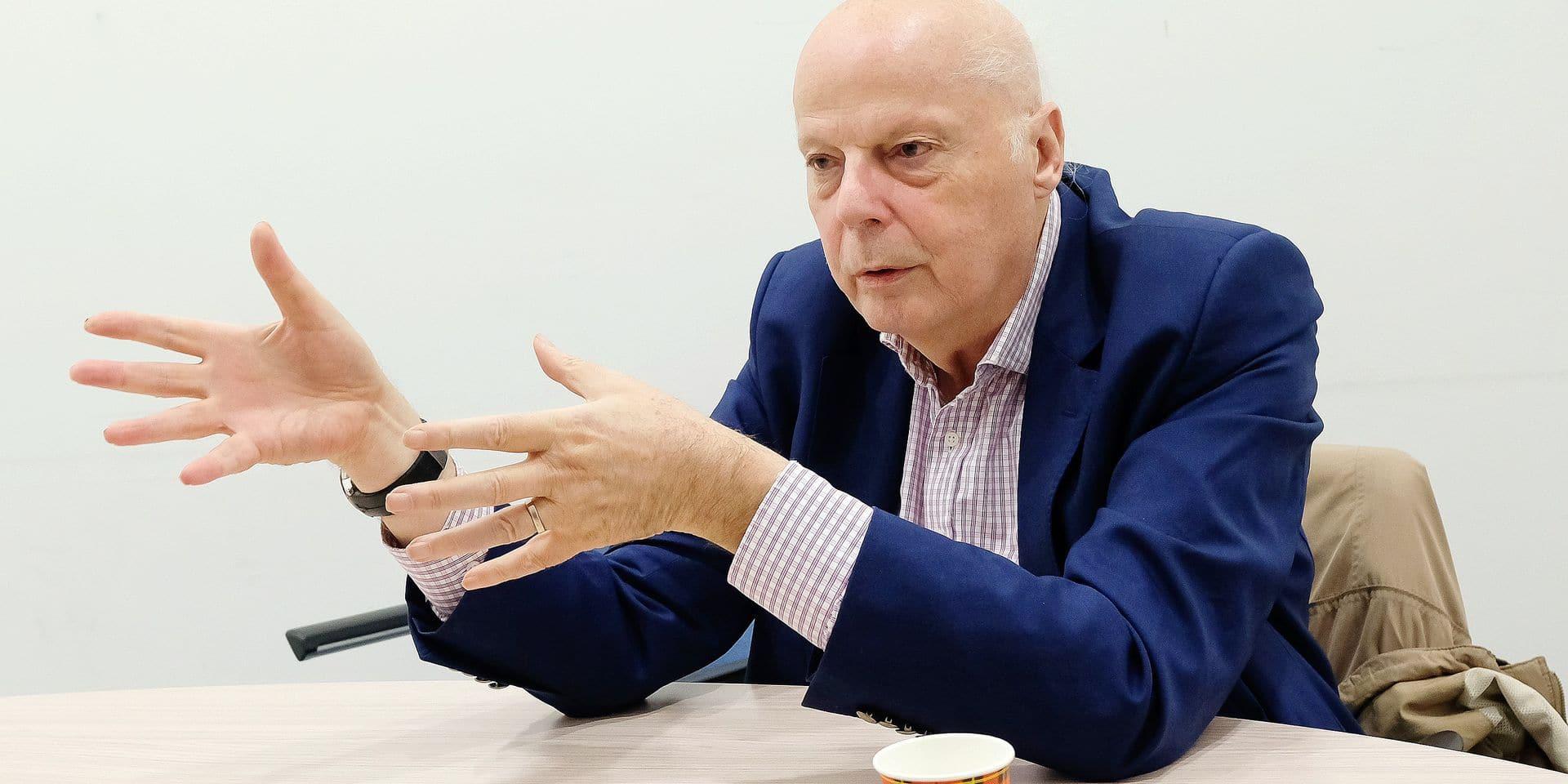 Jean Jaques Quisquater Cryptologue Interview du Week end Portrait 09 Janvier 2019