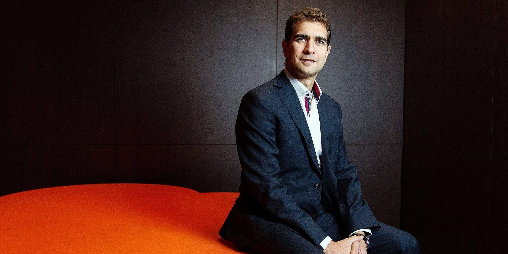"""Michael Trabbia, CEO d'Orange Belgium : """"Il va falloir mieux expliquer l'utilité de la 5G"""""""
