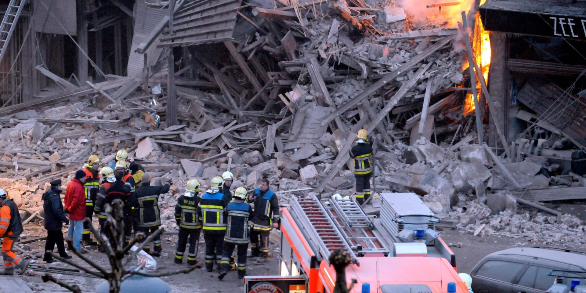 Dix ans après l'explosion de la rue Léopold à Liège, la justice rend son jugement ce jeudi