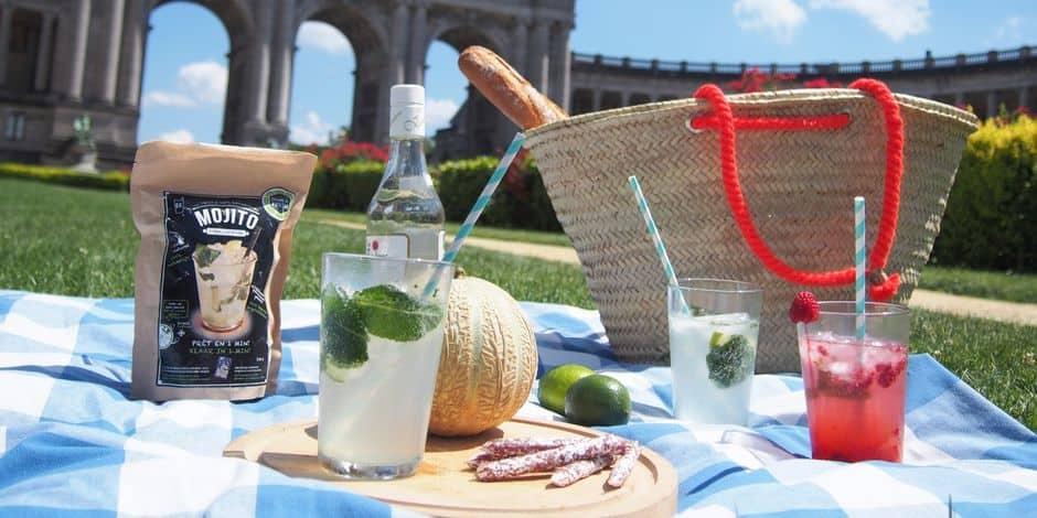 Concours : gagnez 10 coffrets DRINK IT FRESH : de savoureux cocktails artisanaux, belges et 100% naturels! Faits par vous, chez vous et en toute simplicité!