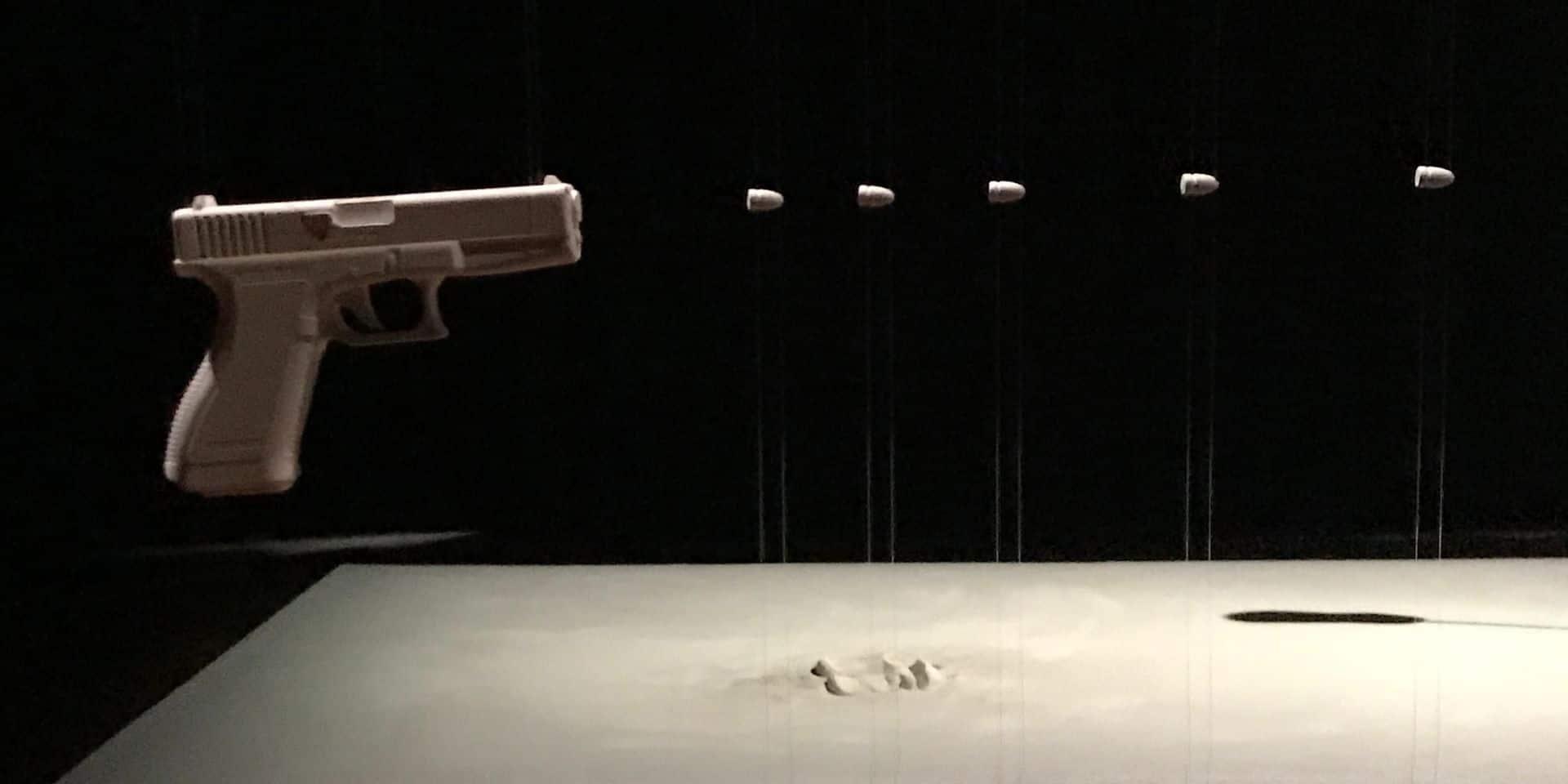 """La """"sculpture documentaire"""" pour ressentir le réel"""