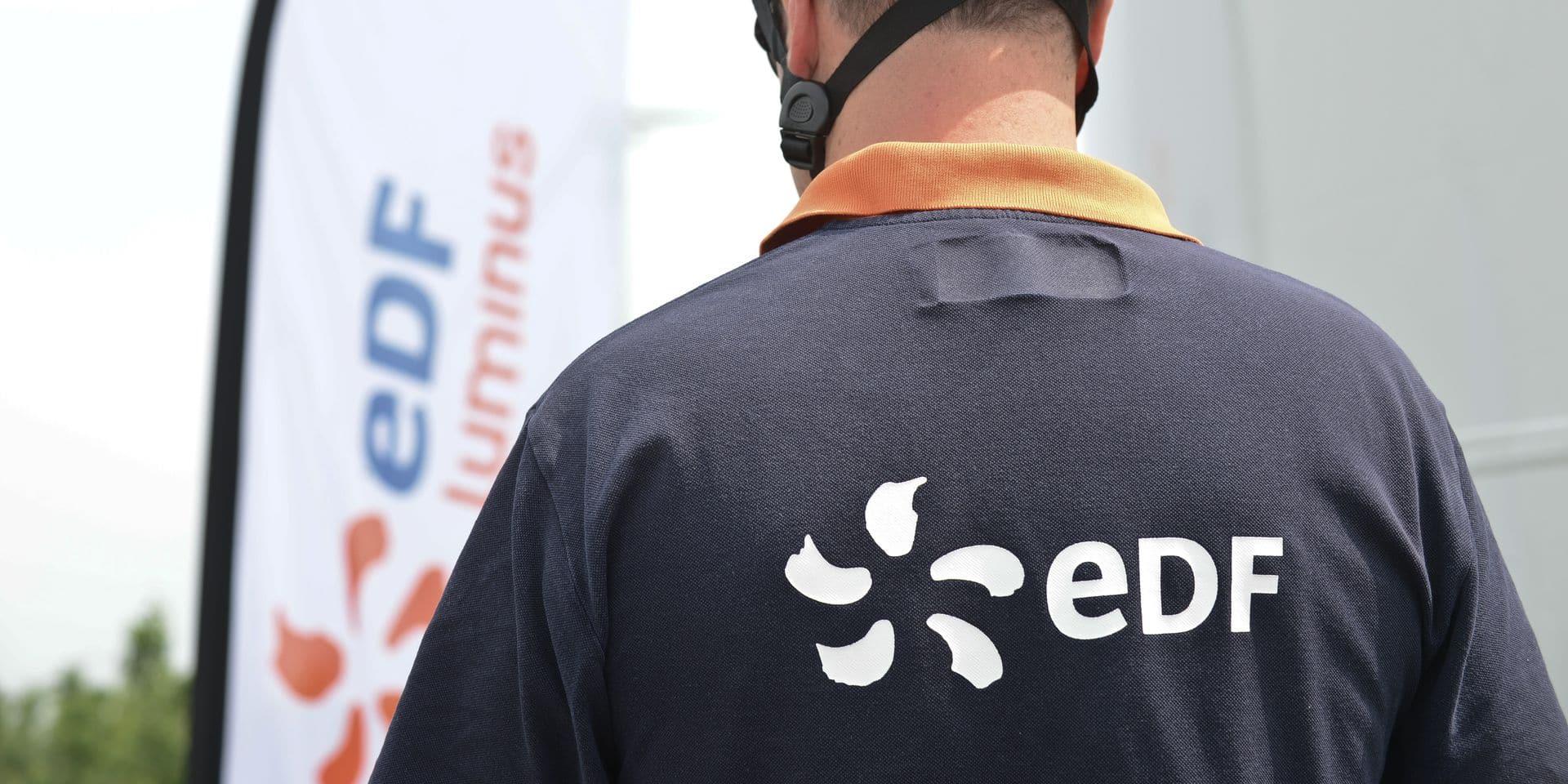 France: amende record d'1,8 million d'euros pour EDF, accusé de retards de paiement