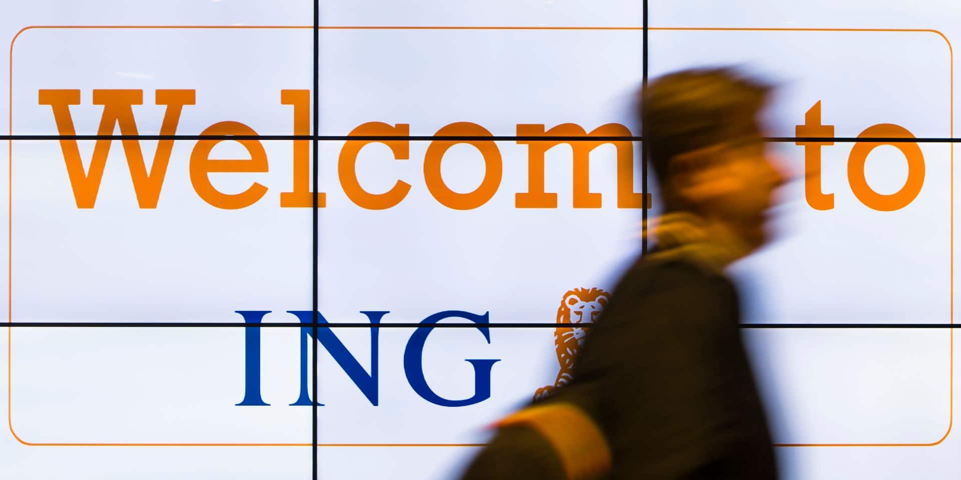 """""""C'est énorme"""", dixit le CEO: l'hécatombe depuis l'annonce de la restructuration chez ING"""