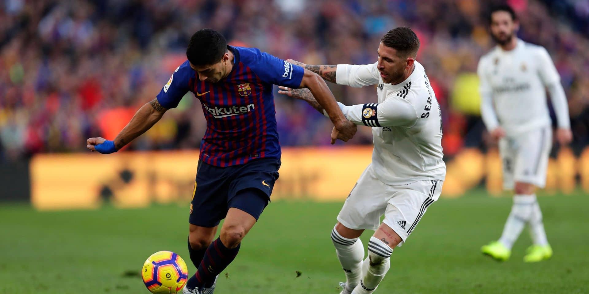 Le Barça donne une leçon au Real (5-1)