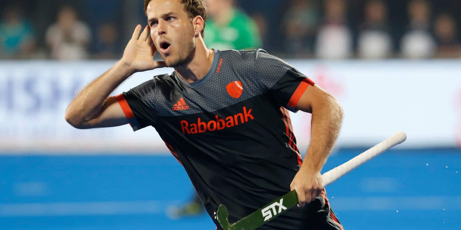 Championnat d'Europe : les Hollandais seront… les autres favoris