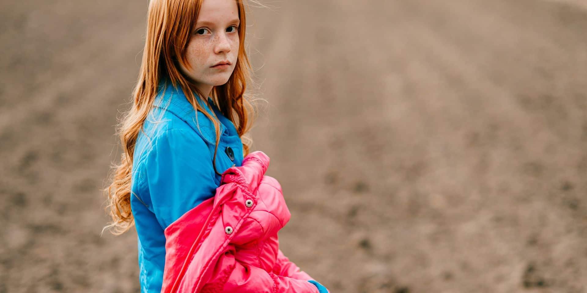 """""""Qui sème le vent"""", des enfants abandonnés face à la tragédie de la mort"""