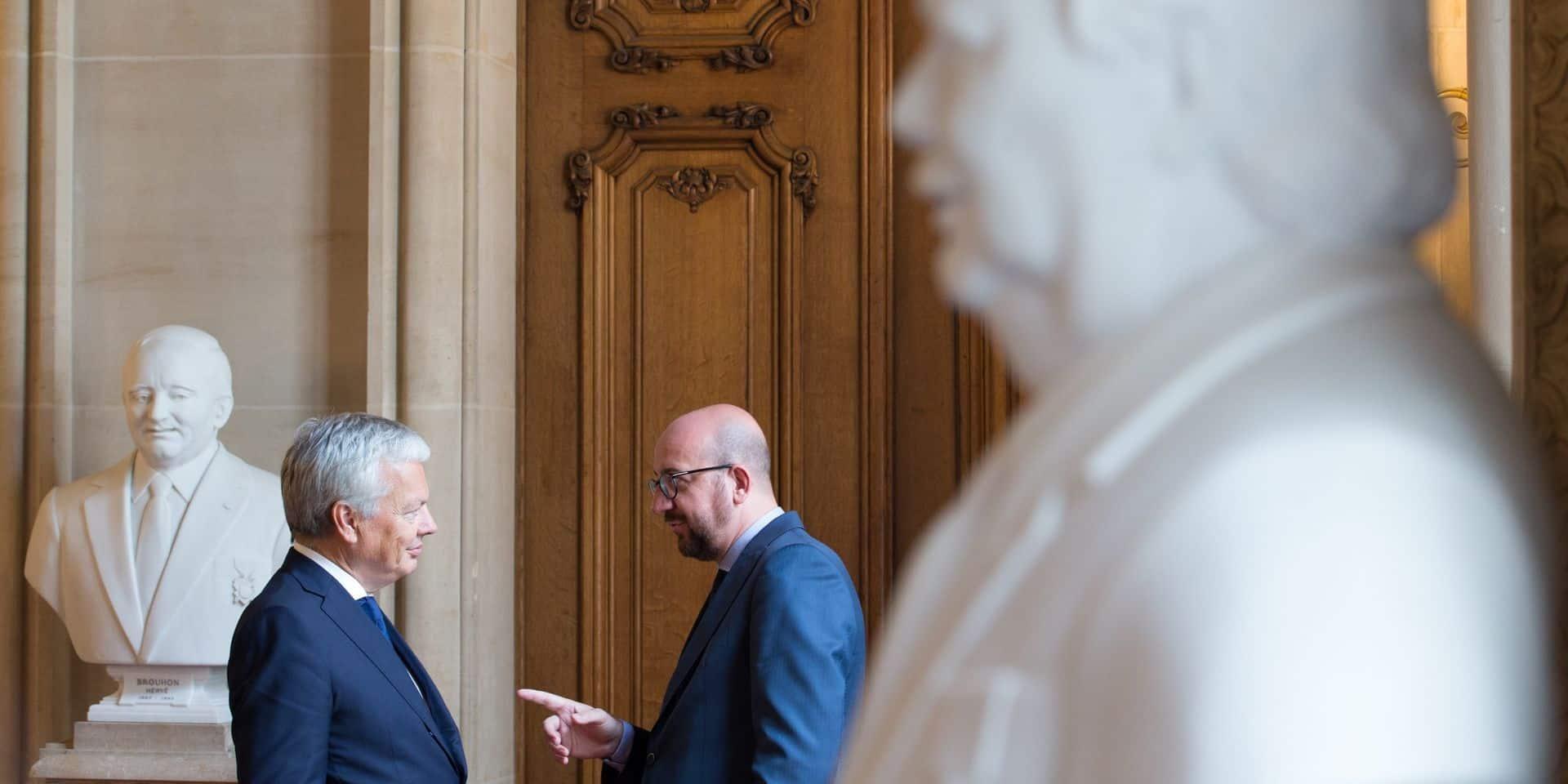 Édito: Didier Reynders commissaire européen belge? The right man