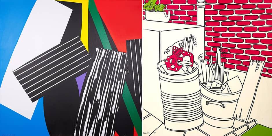 Au Musée de La Boverie, Alain Denis déploie son aventure plastique haute en couleurs