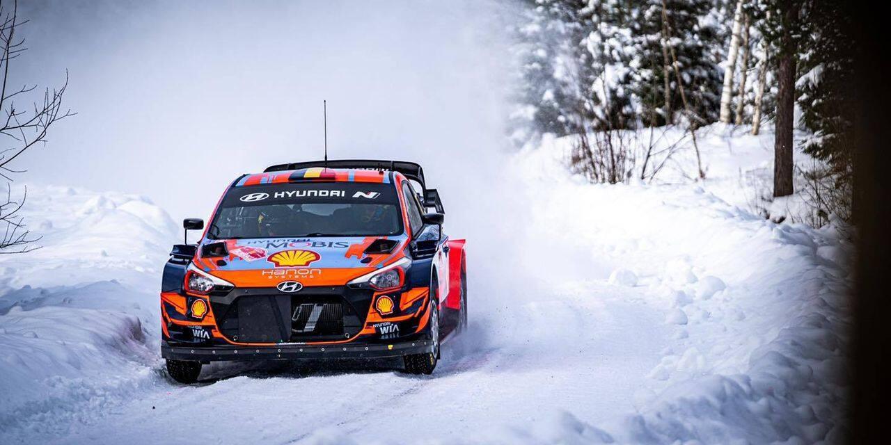 Thierry Neuville 2e de l'Otepaa Rally
