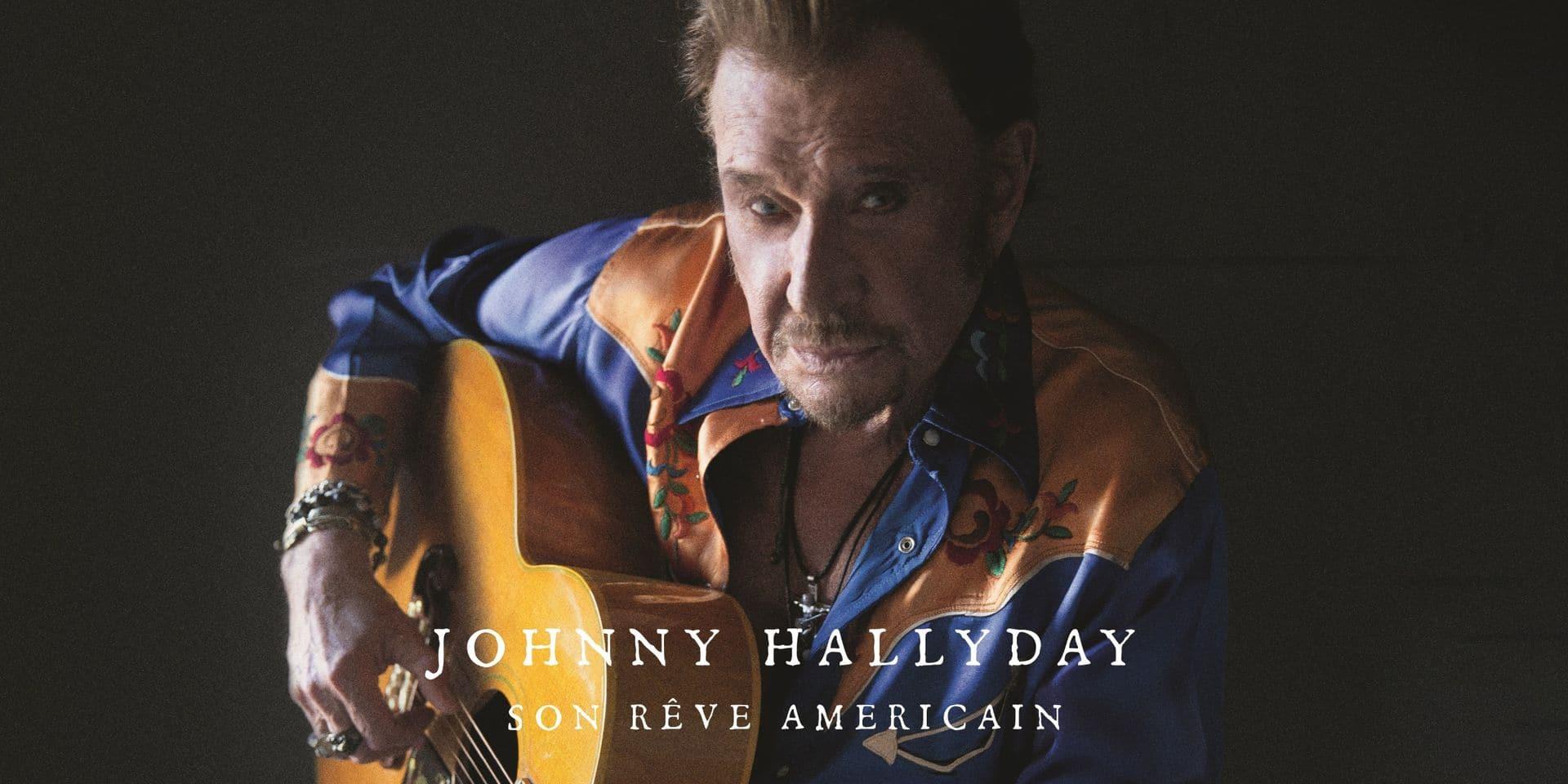 """Concours Johnny Hallyday: vivez avec lui """"Son rêve américain"""""""
